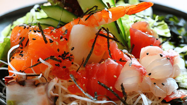 Meerfischsalat