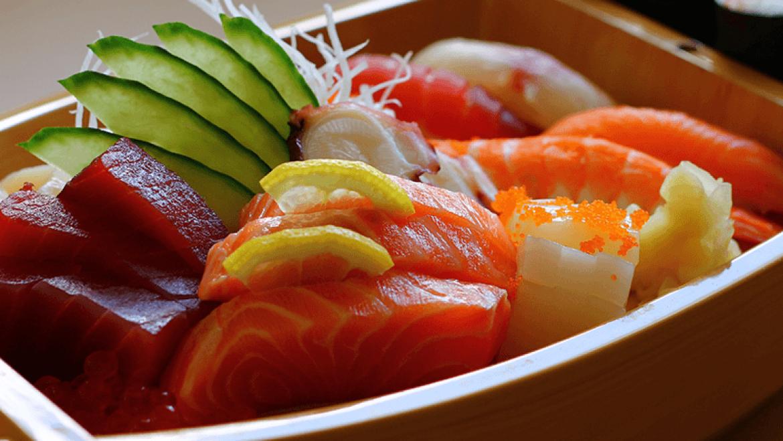 Sushi- / Sashimi-Platte
